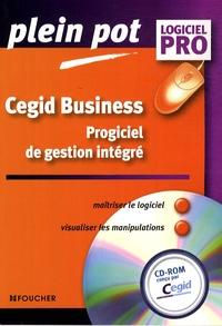 Jean-François Soutenain - Cegid Business - Progiciel de gestion intégré. 1 Cédérom