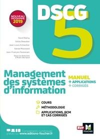 Jean-François Soutenain et David Balny - DSCG 5 - Management des systèmes d'information - Manuel et applications.