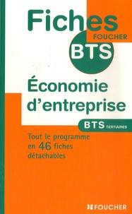 Jean-François Soutenain et Philippe Farcet - Economie d'entreprise BTS Tertiaires.