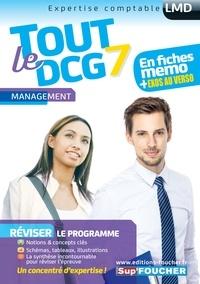 Jean-François Soutenain et Christophe Torset - Tout le DCG 7 - Management.
