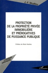 PROTECTION DE LA PROPRIETE PRIVEE IMMOBILIERE ET PREROGATIVES DE PUISSANCE PUBLIQUE.pdf