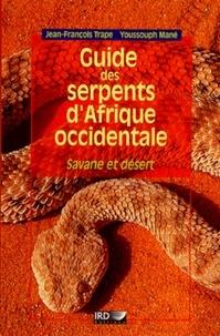 Guide des serpents dAfrique occidentale - Savane et désert.pdf
