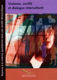 Jean-Fred Bourquin - Violence, conflit et dialogue interculturel.