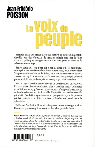 La voix du peuple