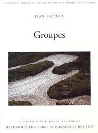 Jean Fresnel - Groupes.