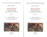 Goodtastepolice.fr Melyador - Roman en vers de la fin du XIVe siècle, 2 volumes Image