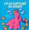 Jean-Gabriel Jauze et Alain Royer - La sculpture de Dodo.