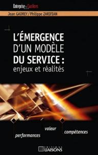 Deedr.fr L'émergence d'un modèle du service : enjeux et réalités Image