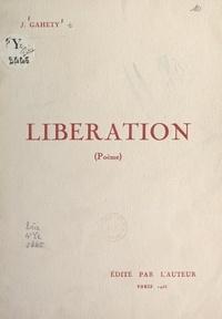 Jean Gahety - Libération.