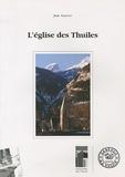 Jean Galluet - L'église des Thuiles.