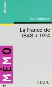 Rhonealpesinfo.fr La France de 1848 à 1914 Image