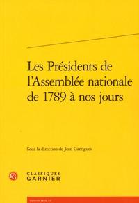 Les Présidents de lAssemblée nationale de 1789 à nos jours.pdf