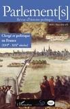 Jean Garrigues - Parlement[s] N° 6 : Clergé et politique en France (XVIe-XIXe siècles).