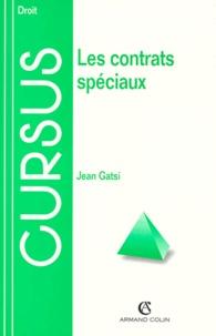 Jean Gatsi - Les contrats spéciaux.