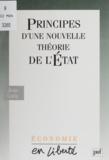 Jean Gatty - Principes d'une nouvelle théorie de l'État.