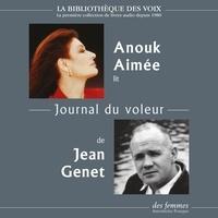 Jean Genet et Anouk Aimée - Journal du voleur.