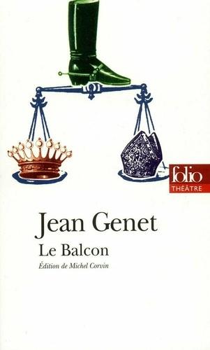 Le balcon - Format ePub - 9782072447570 - 7,49 €