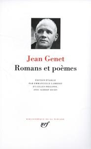 Jean Genet - Romans et poèmes.