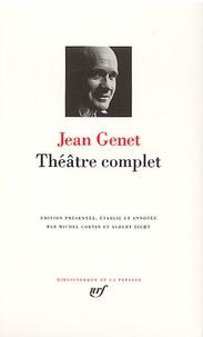 Jean Genet - Théâtre complet.