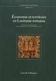 Jean-Gérard Gorges - Economie et territoire en Lusitanie romaine.