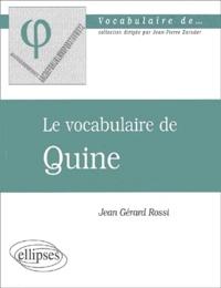 Le vocabulaire de Quine.pdf