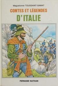 Jean Gianinni - Contes et légendes d'Italie.