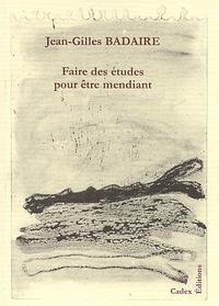 Jean-Gilles Badaire - .