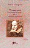 Jean Gillibert - Oeuvres, tome II - La vie de Timon d'Athènes ; Hamlet.