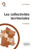 Jean Girardon - Les collectivités territoriales.