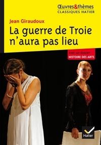 Jean Giraudoux et Ariane Carrère - La guerre de Troie n'aura pas lieu.