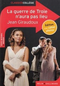 Jean Giraudoux - La guerre de Troie n'aura pas lieu - Pièce en deux actes.