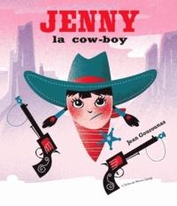 Jean Gourounas - Jenny la cow-boy.