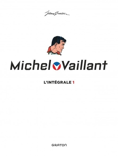Michel Vaillant Intégrale Tome 1 1957