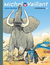 Jean Graton - Michel Vaillant l'Intégrale Tome 19 : .