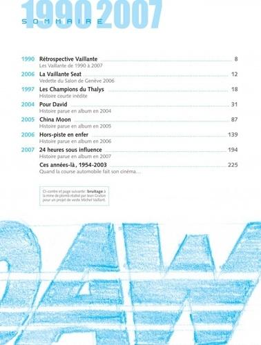 Michel Vaillant l'Intégrale Tome 20 Pour David ; China Moon ; Hors-piste en enfer ; 24 Heures sous influence