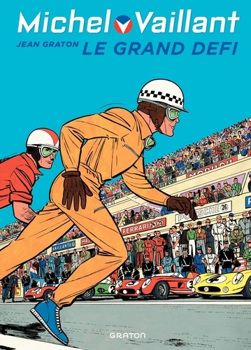 Michel Vaillant Tome 1 Le grand défi