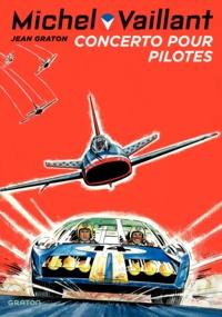 Jean Graton - Michel Vaillant Tome 13 : Concerto pour pilotes.