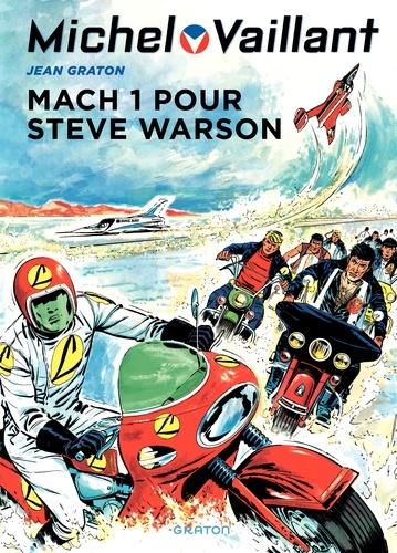 Michel Vaillant Tome 14 Mach 1 pour Steve Warson