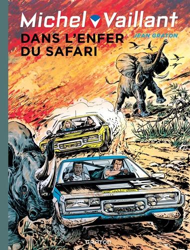 Jean Graton - Michel Vaillant Tome 27 : Dans l'enfer du safari.