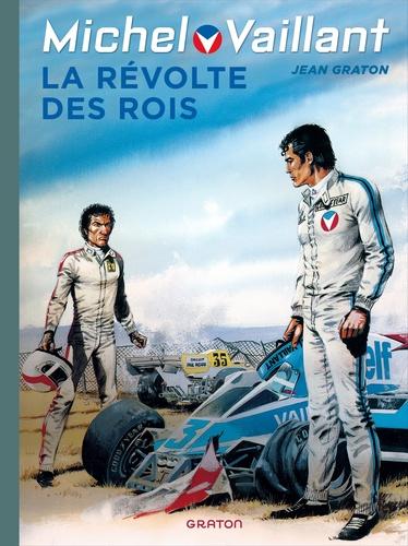 Jean Graton - Michel Vaillant Tome 32 : La révolte des rois.