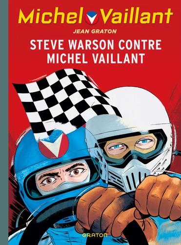 Jean Graton - Michel Vaillant Tome 38 : Steve Warson contre Michel Vaillant.