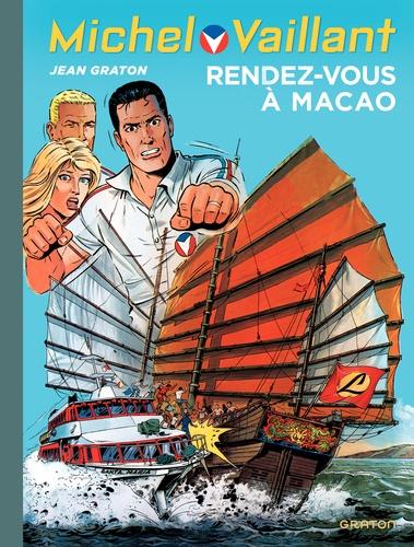 Michel Vaillant Tome 43 Rendez-vous à Macao
