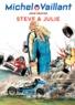 Jean Graton - Michel Vaillant Tome 44 : Steve & Julie.