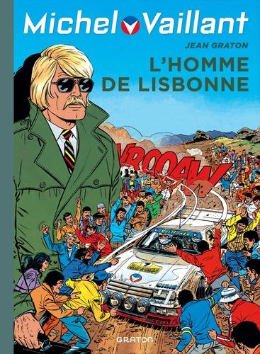 Jean Graton - Michel Vaillant Tome 45 : L'homme de Lisbonne.