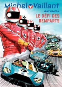Jean Graton - Michel Vaillant Tome 50 : Le défi des remparts.