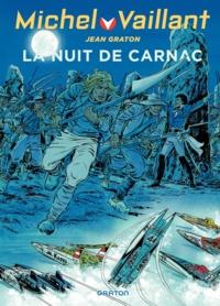 Jean Graton - Michel Vaillant Tome 53 : La nuit de Carnac.