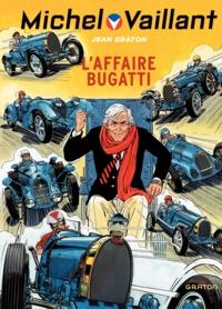 Jean Graton - Michel Vaillant Tome 54 : Laffaire Bugatti.