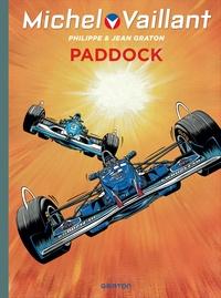 Jean Graton et Philippe Graton - Michel Vaillant Tome 58 : Paddock.