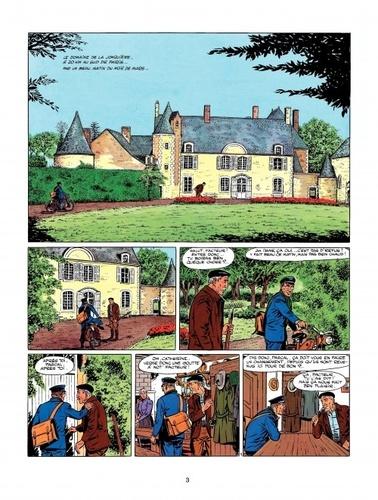 Michel Vaillant Tome 7 Les casse-cou