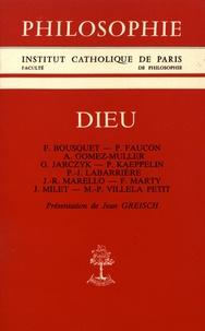 Jean Greisch - Dieu.
